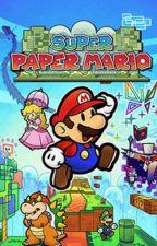 Super Paper Mario by ShadowSans58
