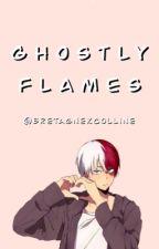 Ghostly Flames [Todoroki x Reader] by bretagnekcolline