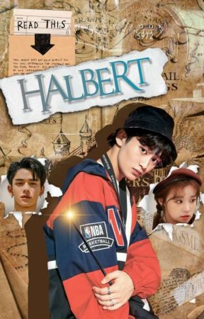 HALBERT ㅡ mark lee by jaevinity