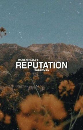 Reputation by dazzlinggray