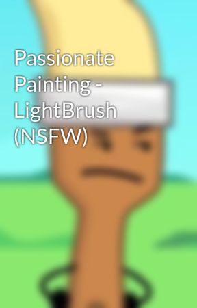 Passionate Painting - LightBrush (NSFW) by Nintendorainbow