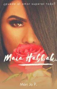"""MAIA HABBAK. """"Saga Mi Pecado"""" cover"""