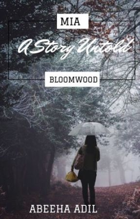 Mia Bloomwood: A Story Untold by Abeeha_32