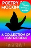 Poetry of a Mockingbird (An LGBTQ+ Poetry Collection) cover