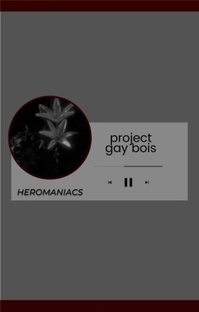 PROJECT GAY BOIS. by heromaniacs