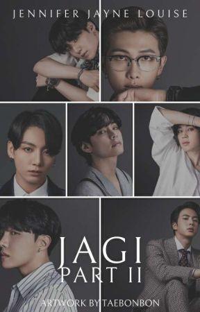 Jagi Part Two (BTS/Reader 21+ FF) Coming Soon ~ by JenniferJayneLouise