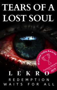 Tears of a lost soul (T.O.L.S. Book 1) ✔ cover