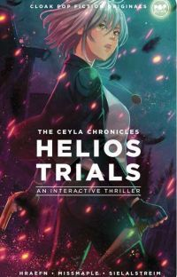 The Ceyla Chronicles: HELIOS TRIALS cover