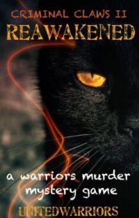 Criminal Claws 2    Warrior Cats Mafia cover