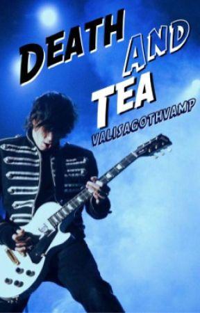 Death And Tea ;; Frerard by valisagothvamp