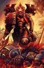 """Kharn the """"huntsman"""" by kkepley"""