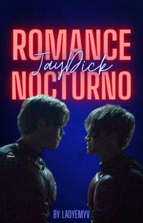 Amor Nocturno ○JayDick○ TITANS by ladyemyV