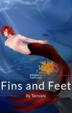 Fins and Feet [DISCONTINUED] by nocreativejuices