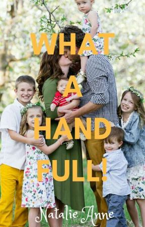 What A Handful! by Jockolovesbooks