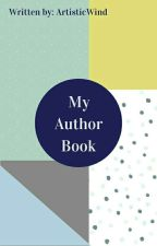 My Author Book by ArtisticWind