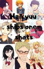 haikyuu ship one-shots by nekomasbabe