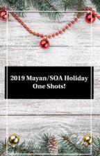 Holiday One Shots! by PBBWriter