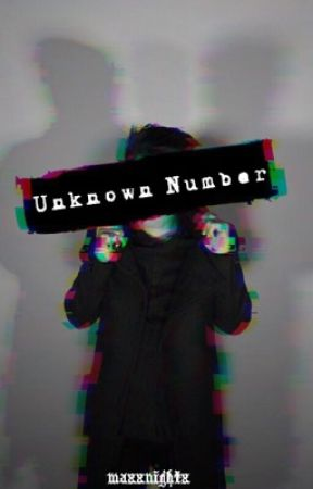 Unknown Number    Ryden by goodguymaxx