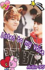 Listen to my voice [Vkook] by Arllin-95