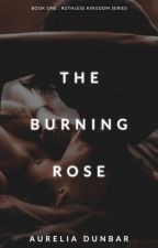 The Burning Rose by liasteashop