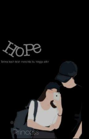HoPe  (TahapRevisi) by Ini_Princess