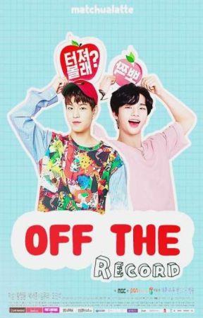 OFF THE RECORD ㅡ Hyunjin x Seungmin by matchualatte
