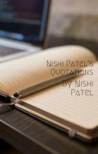 Nishi Patel's Quotations by _npatel_657