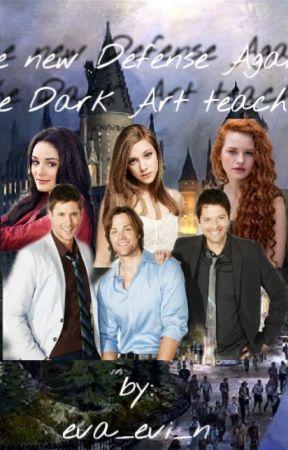 The new Defense Against the Dark Art teachers by eva_evi_n