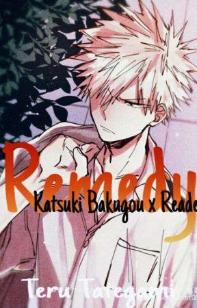 Remedy: Katsuki Bakugou x Reader by TeruTategami