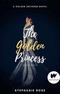 The Golden Princess (#4 in the GOLDEN series) cover