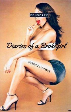 Diaries of a Broke Girl by mercedesforever