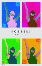 ROBBERS ━ a portfolio  by dayglows