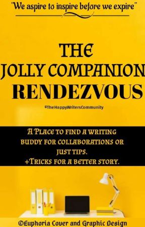 The Jolly Companion Rendezvous by TheHappyWriters