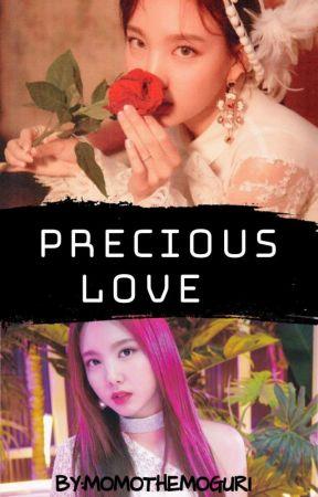 Precious Love (Nayeon x Reader) by MOMOTHEMOGURI