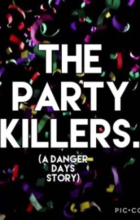 The Party Killers. by AstroidRat