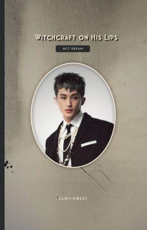 witchcraft on his lips by sanflowerz