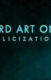 SAO: Alicization cover