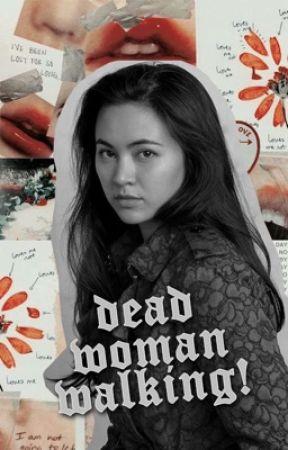 Dead Woman Walking ━━ Diego Hargreeves by wanreina