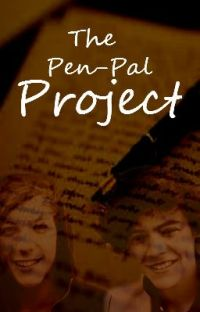 The Pen-Pal Project (Larry Stylinson + Niam Horayne) cover