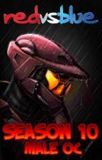 Red vs Blue Season 10: Male Oc by xSpartanLeox