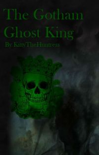 The Gotham Ghost King cover