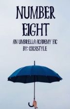 Number Eight ~ Umbrella Academy [ 1 ] by cocastyle