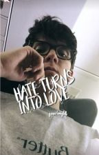 Hate Turns Into Love || Asa Butterfield by gooclnight