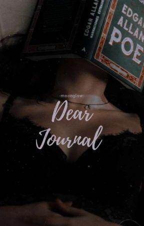 Dear Journal  by -moonglow-