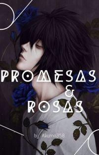 Promesas Y Rosas [Lawliet XOc] (Death Note) cover