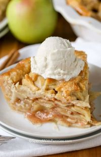 Honey Apple Pie cover