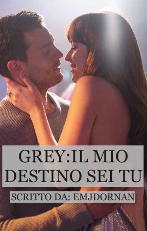 GREY: Il mio destino sei tu by EmjDornan