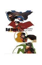 Seven Minutes in Heaven: Bat Boys by Sailordc