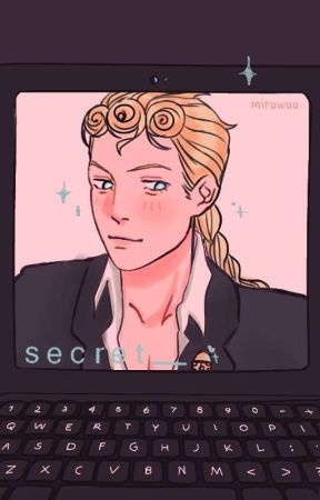 secret ☆ giorno giovanna x reader by miruwuu