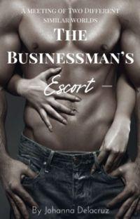The Businessman's Escort✔️(final version) cover